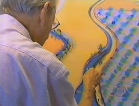 pintor, El arte apetitoso de Wayne Thiebaud llega a Europa