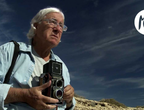 Azul Siquier, película documental de Felipe Vega sobre Carlos Pérez-Siquier participará en la sección DOC ESPAÑA de la SEMINCI