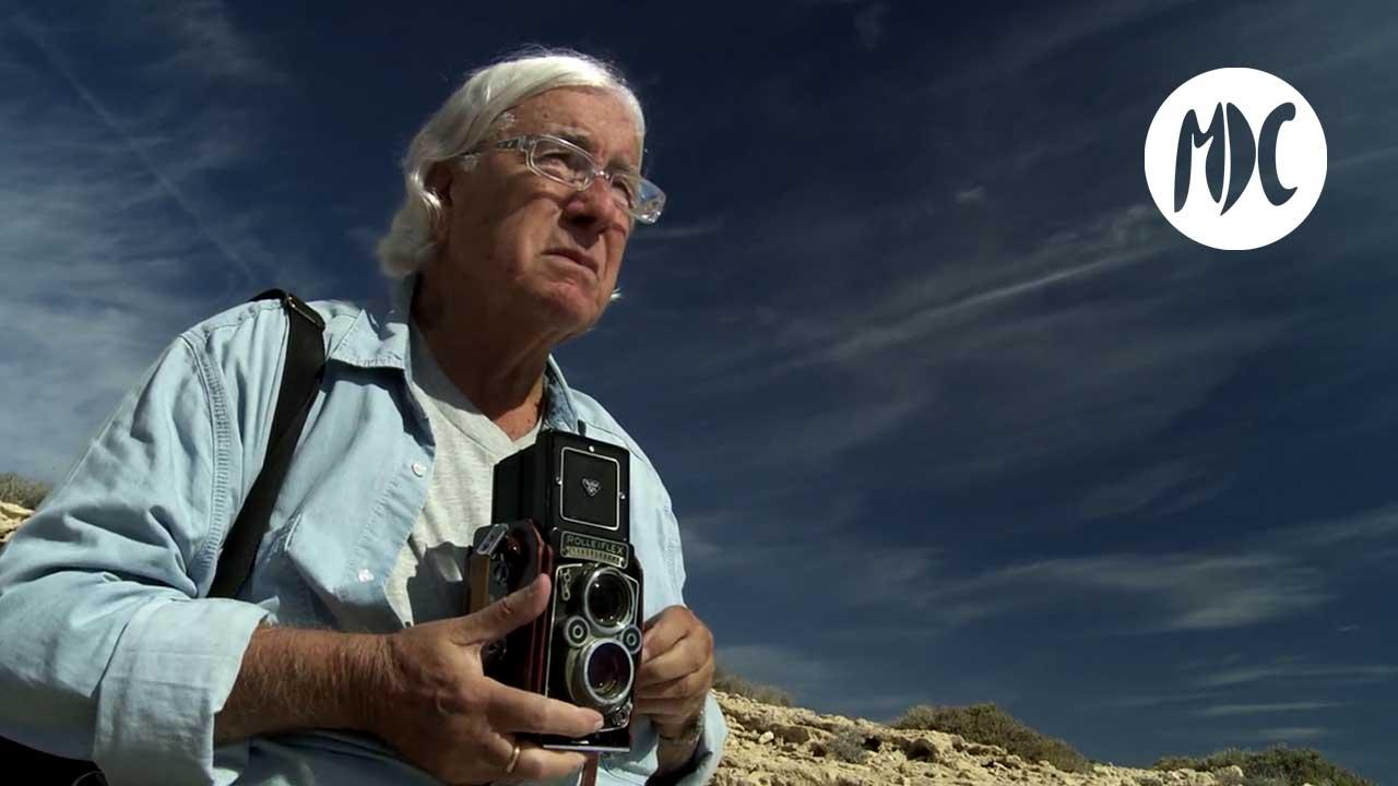 SEMINCI, Azul Siquier, película documental de Felipe Vega sobre Carlos Pérez-Siquier participará en la sección DOC ESPAÑA de la SEMINCI