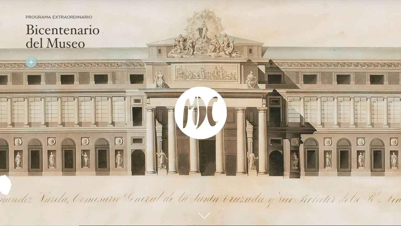 Museo del Prado, El Museo del Prado cumple doscientos años