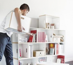 coleccionista, Cómo organizarse cuando eres nómada y coleccionista de libros