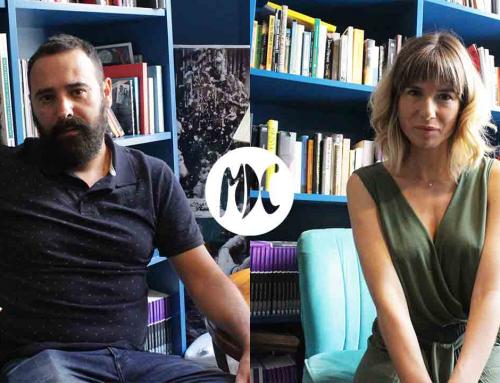 Entrevista a Antonio Morales y Patricia Jordá por Marisa en los Bosques