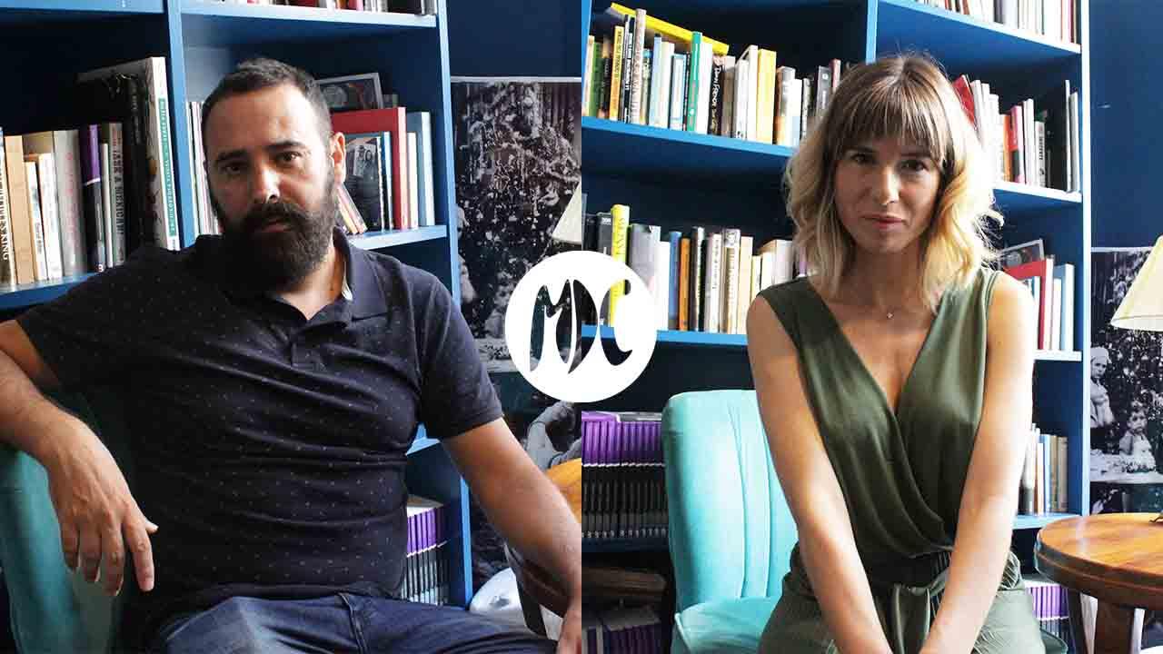 Marisa en los bosques, Entrevista a Antonio Morales y Patricia Jordá por Marisa en los Bosques