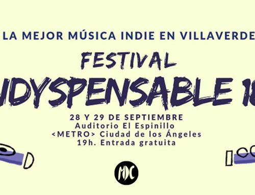 Indyspensable, el festival de música para toda la familia en Villaverde