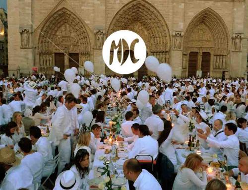 Llega a Madrid el evento internacional Le Diner en Blanc