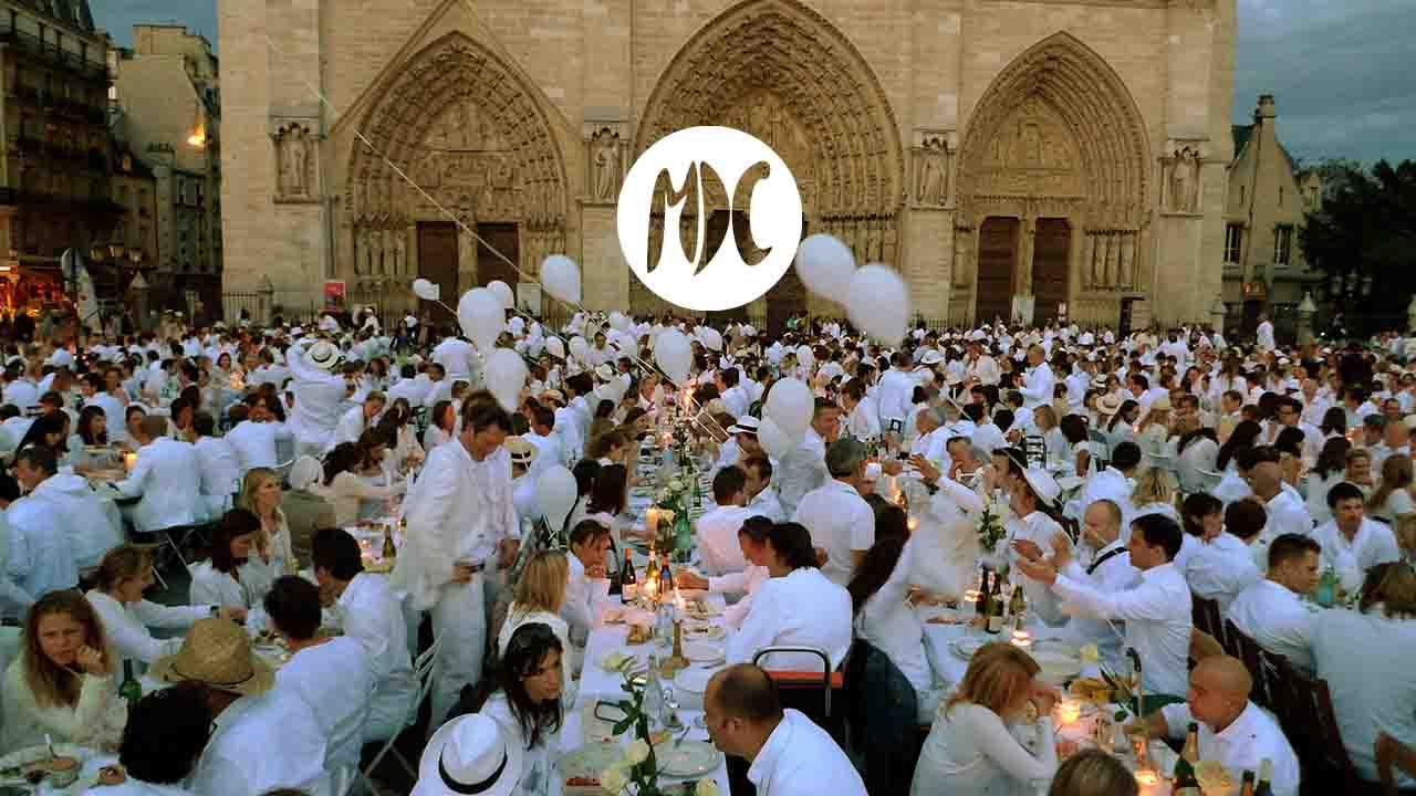Le Diner en Blanc, Llega a Madrid el evento internacional Le Diner en Blanc