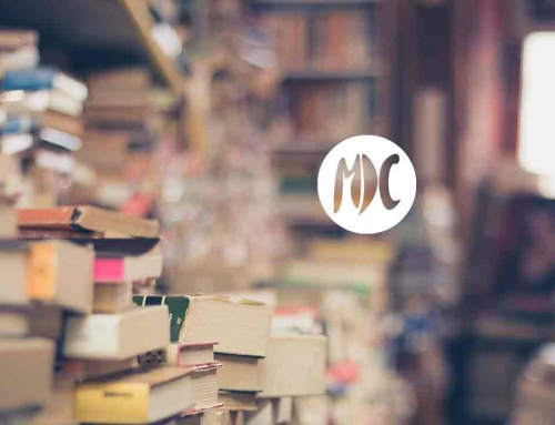 Cómo organizarse cuando eres nómada y coleccionista de libros