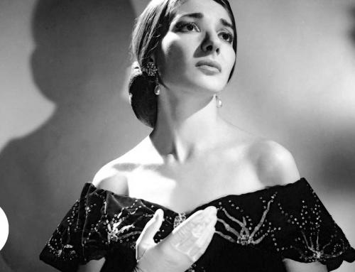 Maria Callas en cuatro canciones