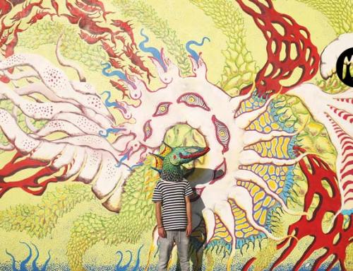 El mundo onírico del artista Javier Hernández Espinosa