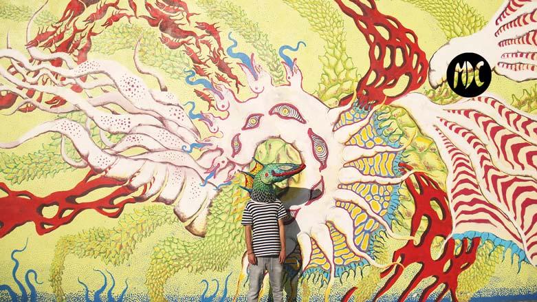 Javier Hernández Espinosa, El mundo onírico del artista Javier Hernández Espinosa