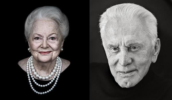 Hollywood, Olivia y Kirk: guerreros, supervivientes y centenarios