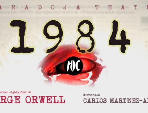 Vuelve la adaptación teatral de 1984 de George Orwell