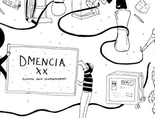 DMencia, Muestra de Arte Contemporáneo en Córdoba