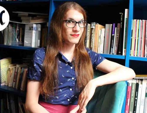Elsa Ruiz: humorista, ilustradora y youtuber en Más de Cultura