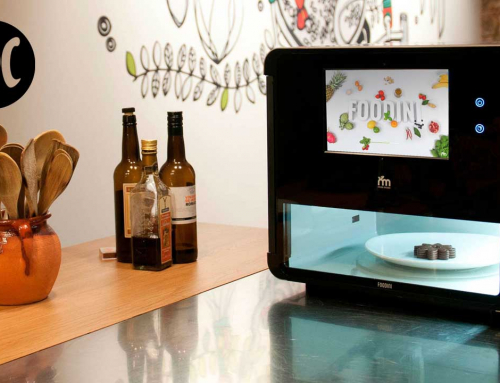 Impresoras de comida: ¿Qué imprimimos hoy para comer?