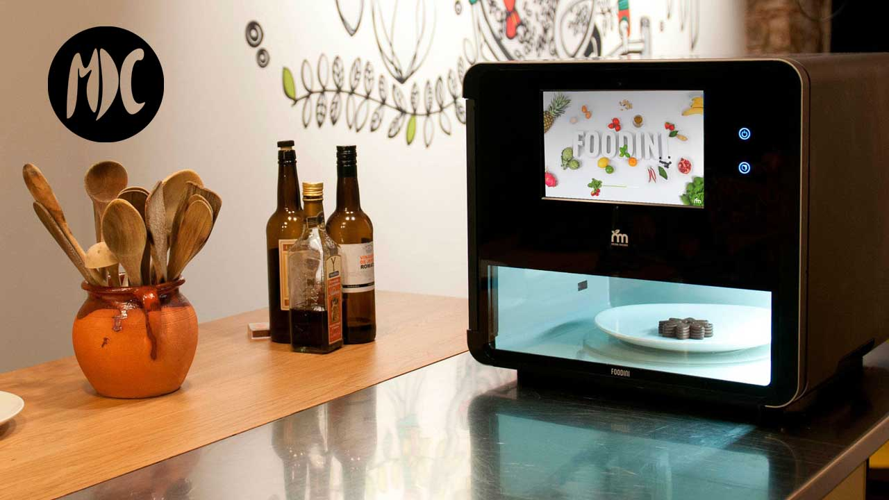 impresoras de comida, Impresoras de comida: ¿Qué imprimimos hoy para comer?