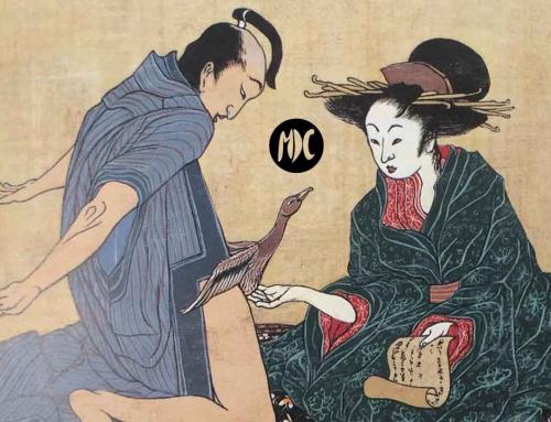 """Kokigami, el arte de envolver """"paquetes"""" con sorpresa"""