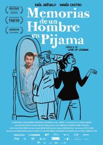 película, Memorias de un hombre en pijama en cine Artistic Metropol por unos días