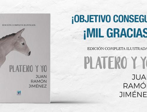 Objetivo conseguido: Platero y yo. Edición completa ilustrada