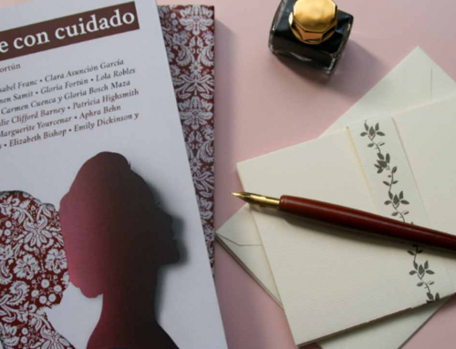 Ábreme con cuidado, relatos sobre mujeres que escribían