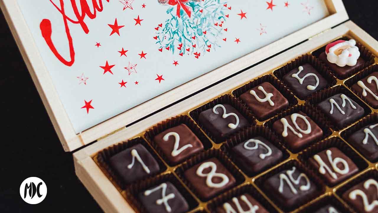 Navidad, Calendario de Adviento: cuenta atrás de la Navidad
