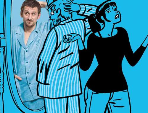 Estreno en exclusiva: Tráiler Oficial de la película Memorias de un hombre en pijama