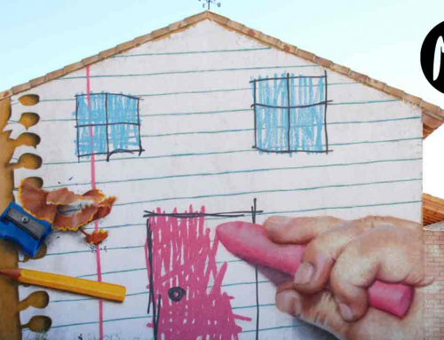 Sr. Momán, arte grandilocuente en un pequeño pueblo segoviano