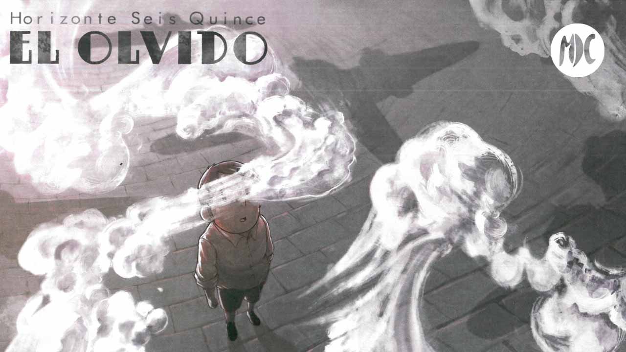 EL OLVIDO, EL OLVIDO, un cortometraje animado Candidato a Mejor Cortometraje de Animación a los Goya 2019