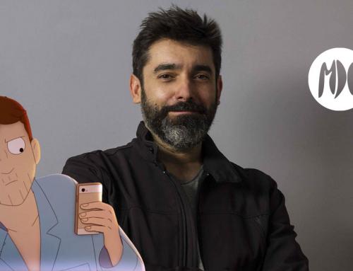 """Carlos Fernández de Vigo: """"Las musas te encuentran trabajando"""""""