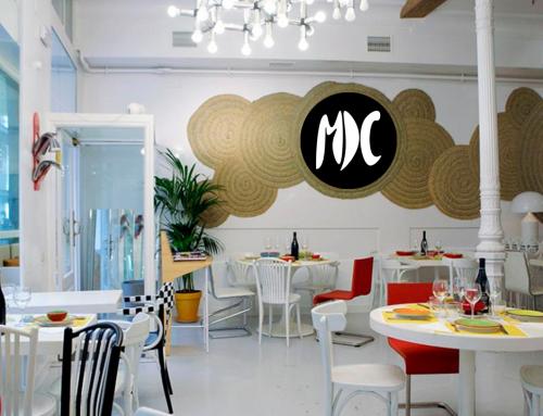 LAVERÓNICA, restaurante y lugar de encuentro en Madrid