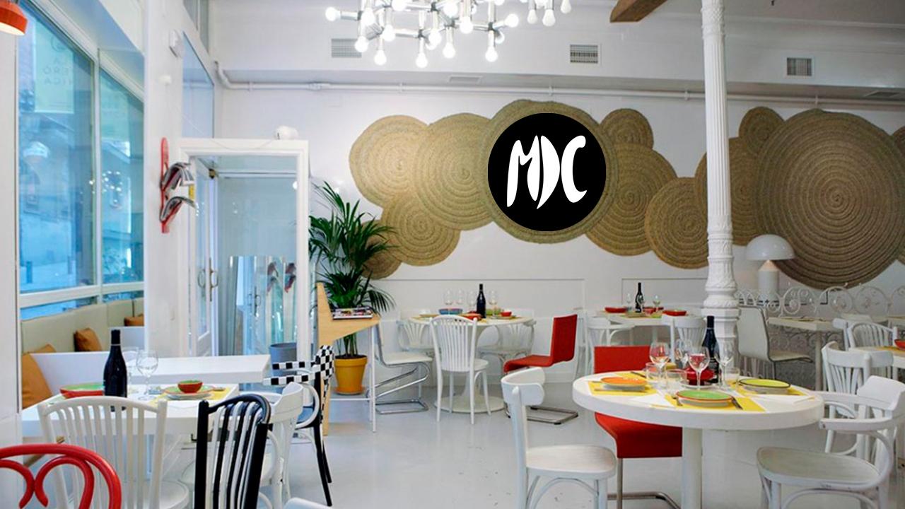LAVERÓNICA, LAVERÓNICA, restaurante y lugar de encuentro en Madrid
