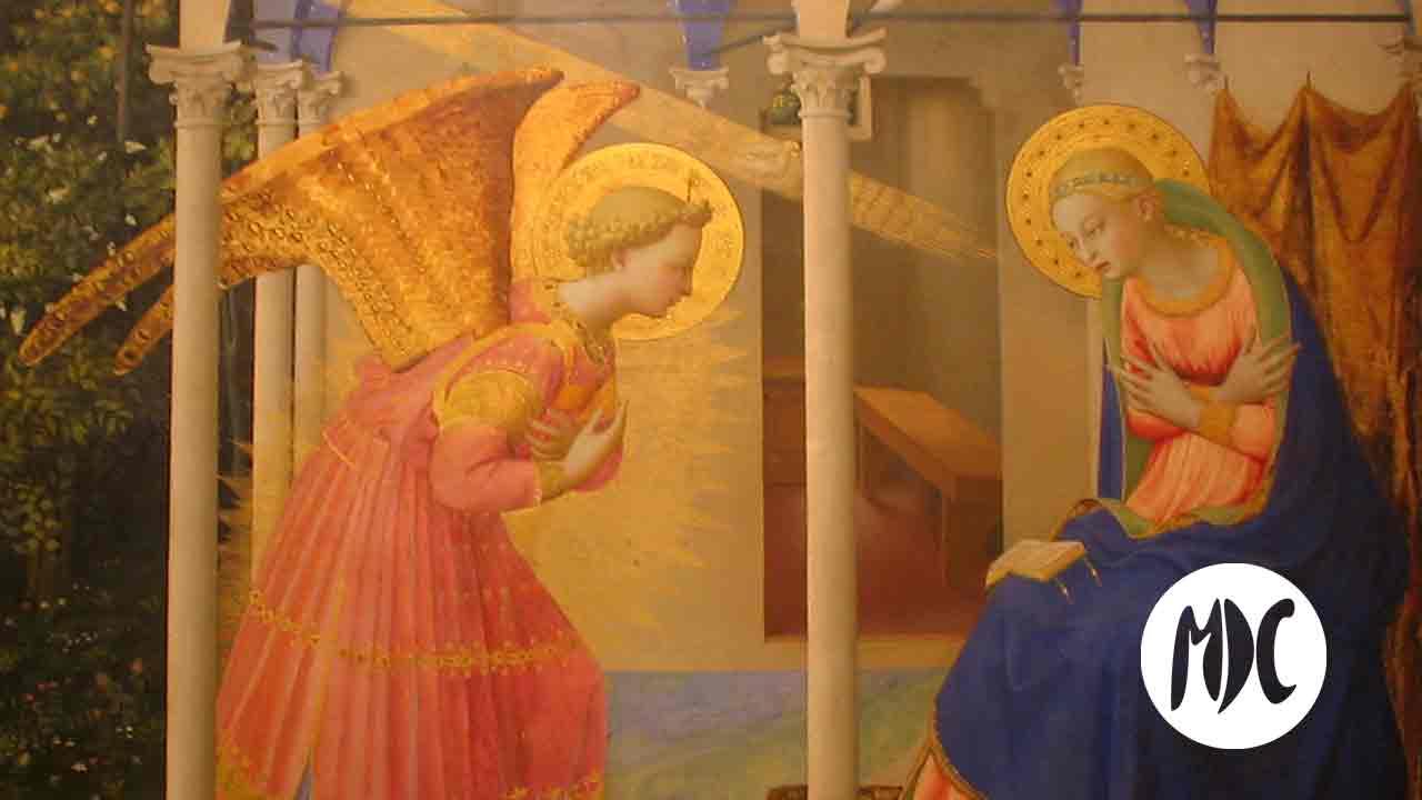 arte, Fra Angelico revisitado el próximo mes de mayo en el Prado.