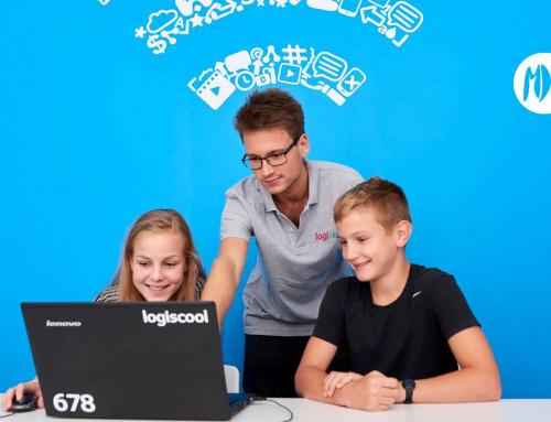 Llega a Valencia Logiscool, una escuela de alfabetización digital para niños