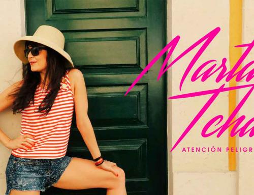 Atención Peligro, el nuevo disco de Marta Tchai