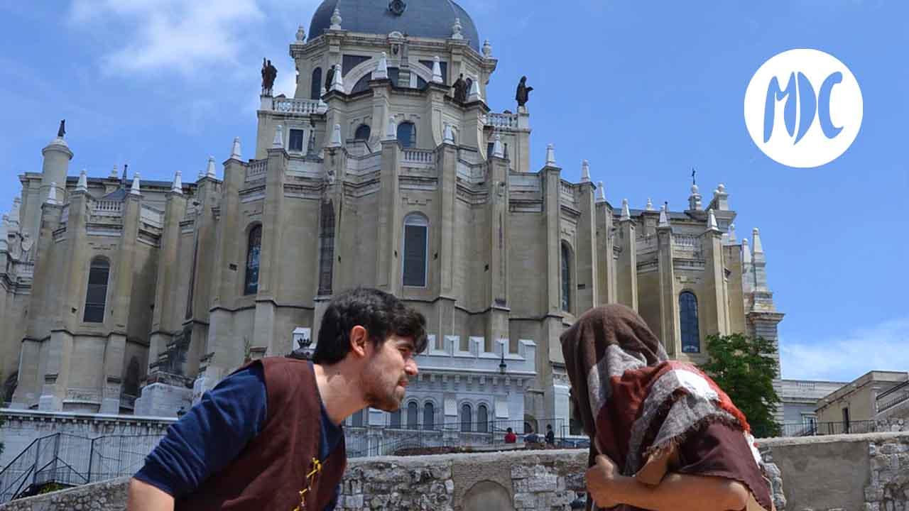 TeatroTour, Teatro en las calles de Madrid: TeatroTour