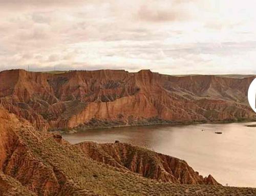 Es lo más: Un paisaje del oeste americano ubicado en Castilla