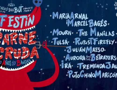 El Festín de Carne Cruda: 10 años con 10 bandas independientes