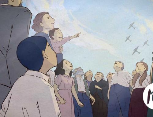 EL OLVIDO, el corto nominado a Mejor Cortometraje de Animación a los Goya 2019
