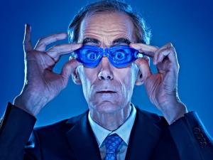 César Sarachu en Intensamente azules