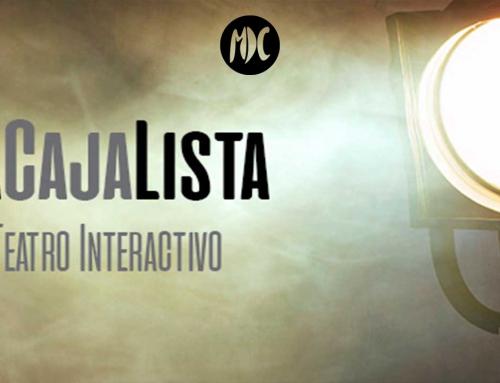 Teatro interactivo: La Caja Lista, una nueva sala teatral en Madrid