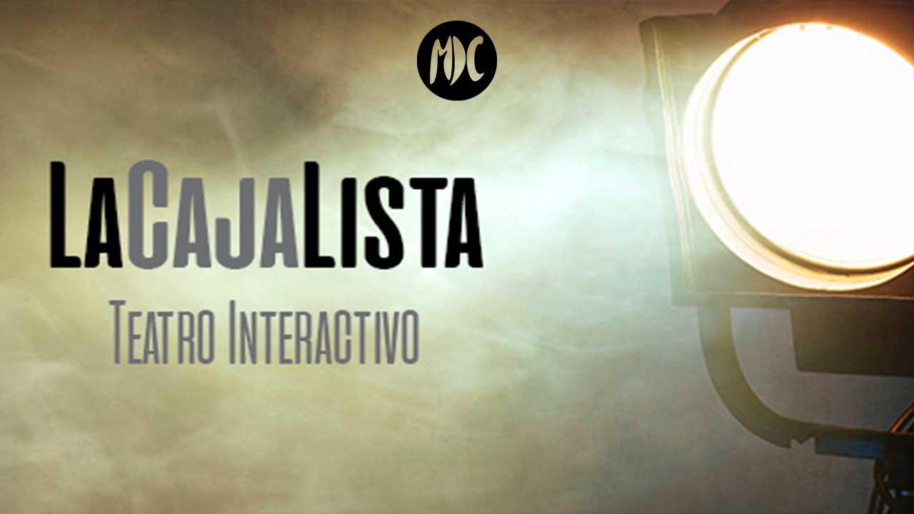 La Caja Lista, Teatro interactivo: La Caja Lista, una nueva sala teatral en Madrid
