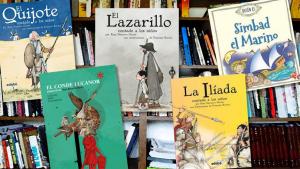 literatura, Rosa Navarro, la profesora que apasiona a los niños con La Ilíada.