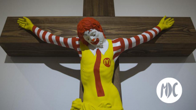 payaso mcdonalds