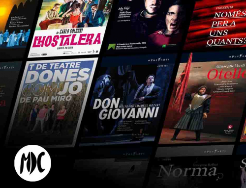Teatro a la carta: las plataformas VOD irrumpen en las artes escénicas
