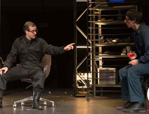 Alberto Berzal y Luis Rallo: la construcción de Winston y O'Brien que les otorga dos nominaciones por 1984.