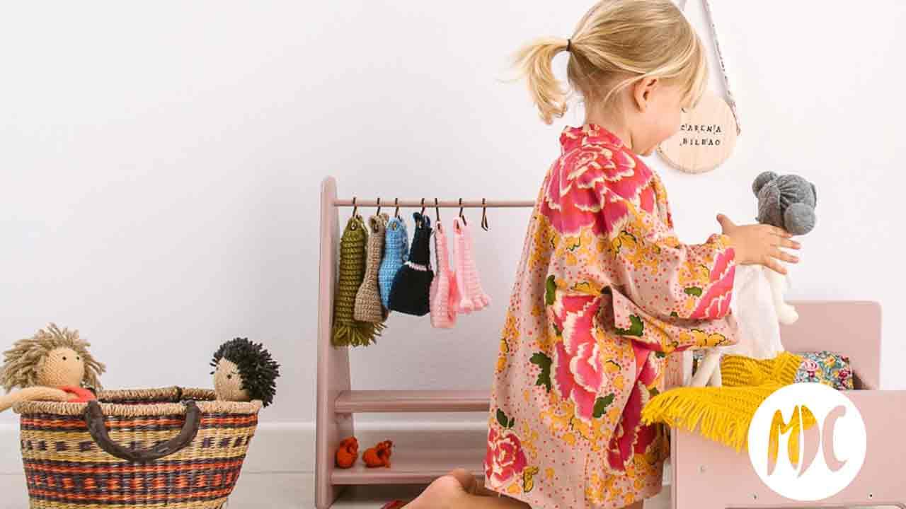 juguetes, Volver a ser un niño con Macarena Bilbao