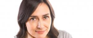 La autora Cristina Benito