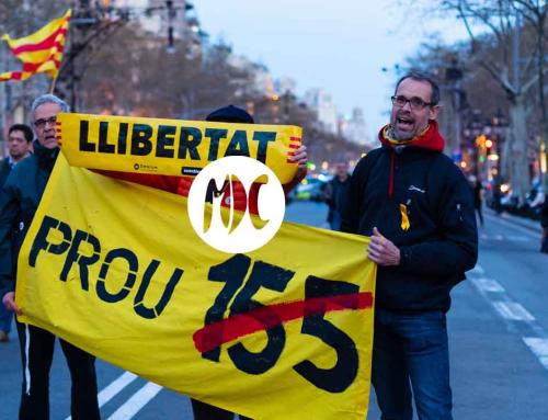 Dos Cataluñas, el apartheid de la coherencia