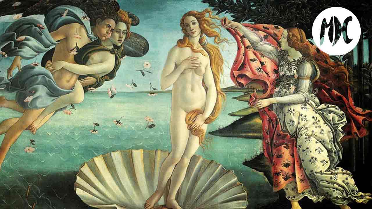 Uffizi, Cuatro obras imprescindibles en la Galería de los Uffizi