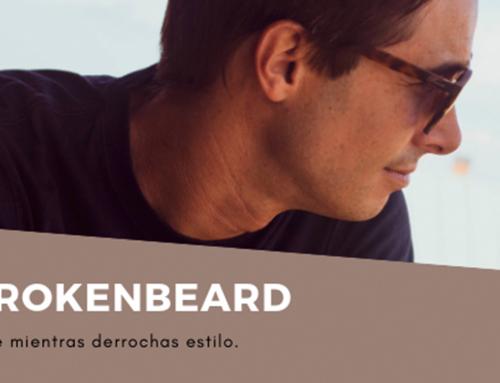 Broken Beard, probarse unas gafas sin salir de casa